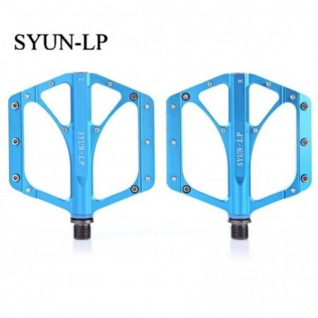SYUN-LP Paired Fashion Aluminum Alloy Bike Pedal for Mountain Road Bicycle