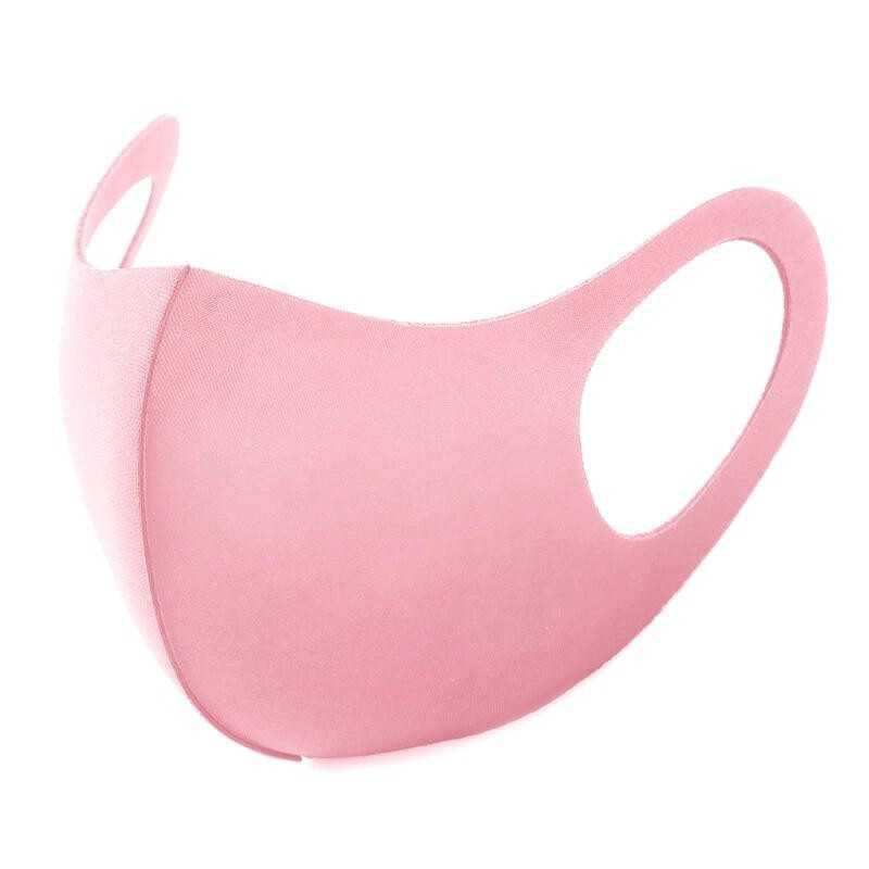 Reusable Anti-Dust Breathable Protective Mask - Pink - GGN576781
