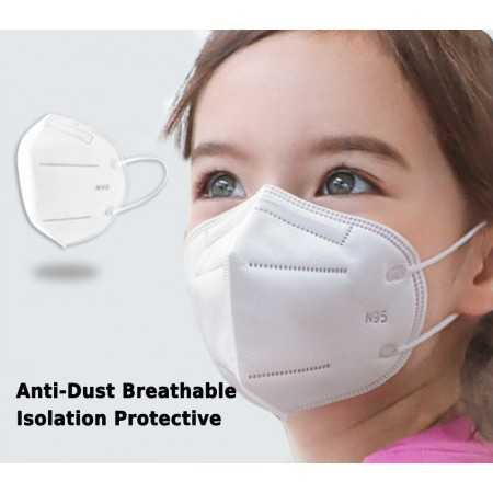 N95 Masks For Kids & Adult Anti-Dust Breathable Isolation Protective - GCN527581