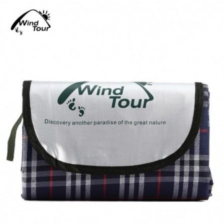 WIND TOUR Acrylic Outdoor Camping Picnic Mat Moisture-proof Cushion