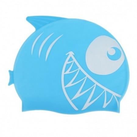 XinHang Cartoon Silicone Swimming Cap