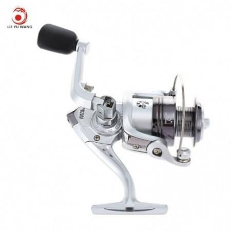 LIE YU WANG YD Right / Left Handle Fishing Spinning Reel 5.2 : 1