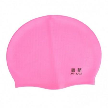 XinHang Silicone Swimming Cap with Anti-skid Pellet