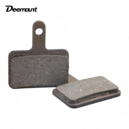 Deemount KMJG - 003 Professional Resin Bicycle Disc Brake Pad Low Noise