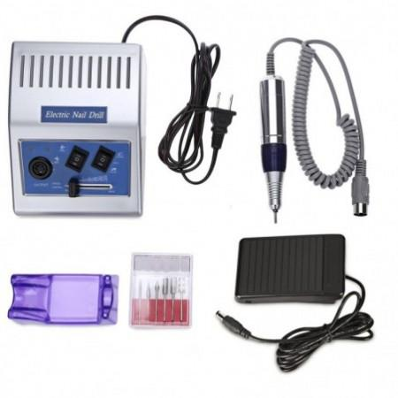 High-grade Transfer Fast Professional Electric Nail Salon Drill Glazing Machine Manicure