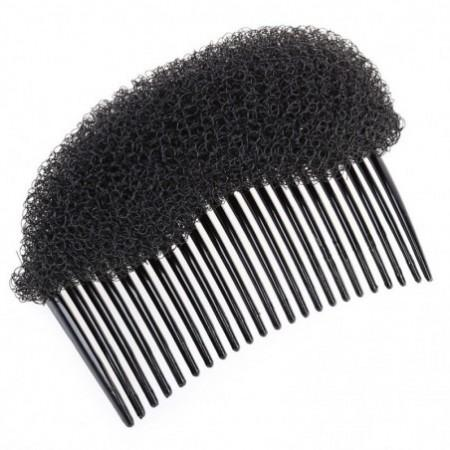 Ladies Hair Styling Comb Volume Bouffant Beehive Interposing Shaper Roller Foam Accessories