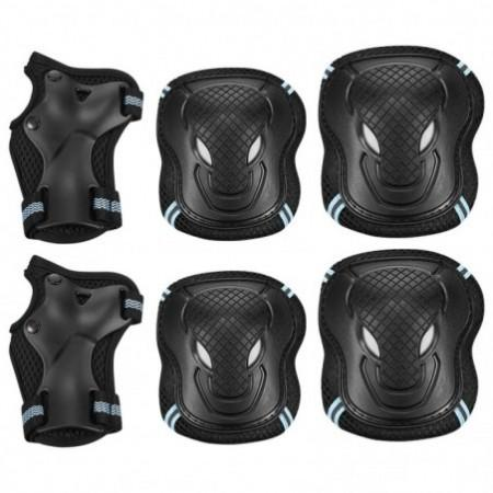 6pcs Adult Children Skating Scooter Elbow Knee Wrist Protective Gears