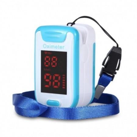 Health Care Finger LED Pulse Oximeter SPO2 PR Blood Oxygen