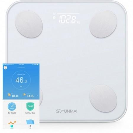 YUNMAI Mini 2 Balance Smart Body Fat Scale Intelligent Data Analysis APP Control Digital Weighing Tool