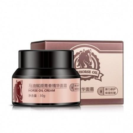 Horse Oil Beautifies Youth Essence Cream Tightenes Fine Pores And Toning Ccars