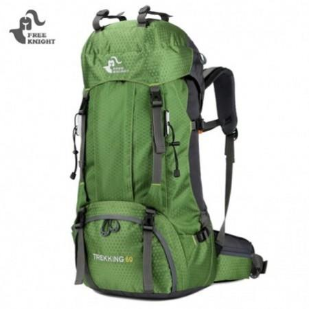 FREEKNIGHT FK0395 60L Climbing Backpack with Rain Cover