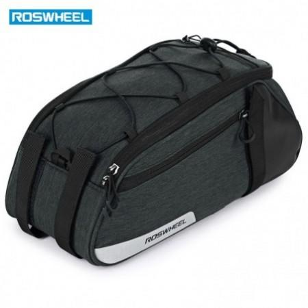 ROSWHEEL 141466 Multifunctional Bike Trunk Bag