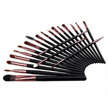 20pcs Professional Eye Makeup Brush Set