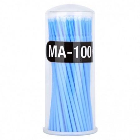 Disposable Eyelash Cleaning Stick Mascara Brush Cotton Swab Tool