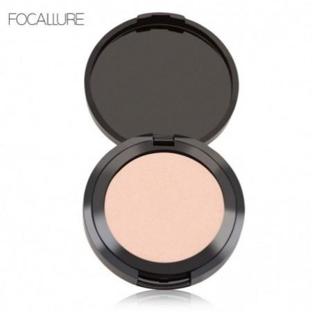 FOCALLURE Natural Monochromatic Makeup Complexion Highlight Powder