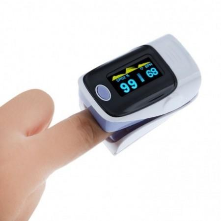 Digital Fingertip Pulse Oximeter Instant Read Health Monitoring Display