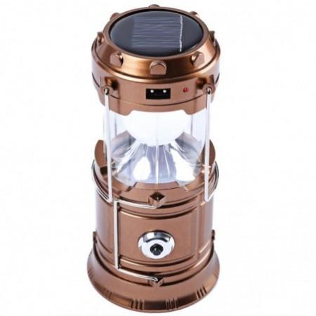 7-LED Rechargeable Camping Lantern Torch Flashlight Cycling Tool