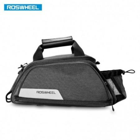 ROSWHEEL 141472 Multifunctional Bicycle Pannier Bag Trunk Pack
