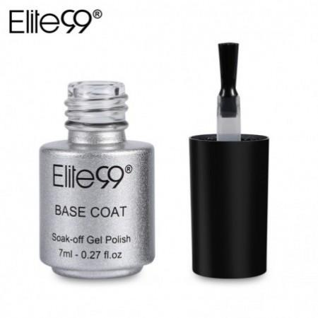 Elite99 7ml LED UV Base Coat Nail Polish Primer Varnish