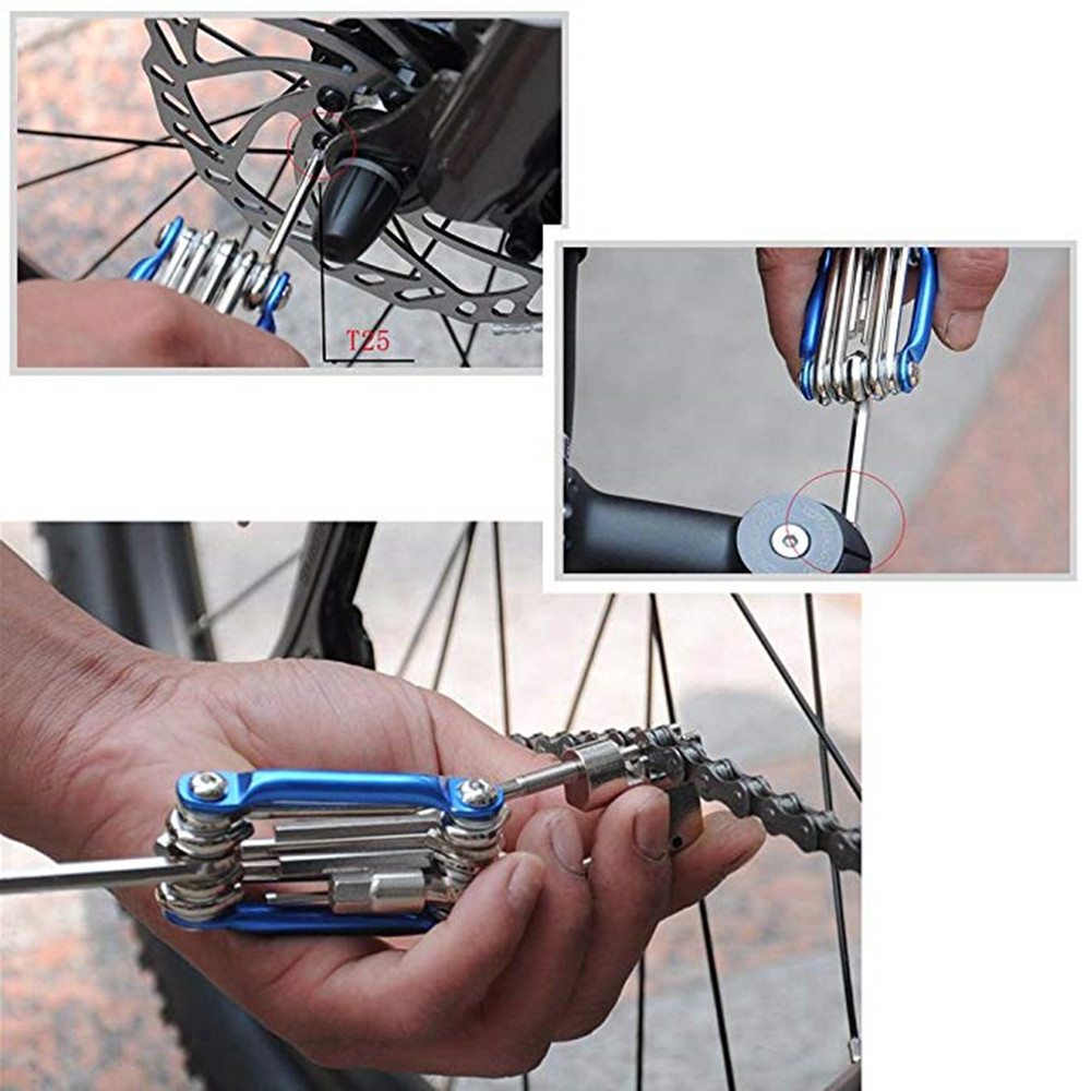 Pocket Bike kit Multi Repair Wrench Tools
