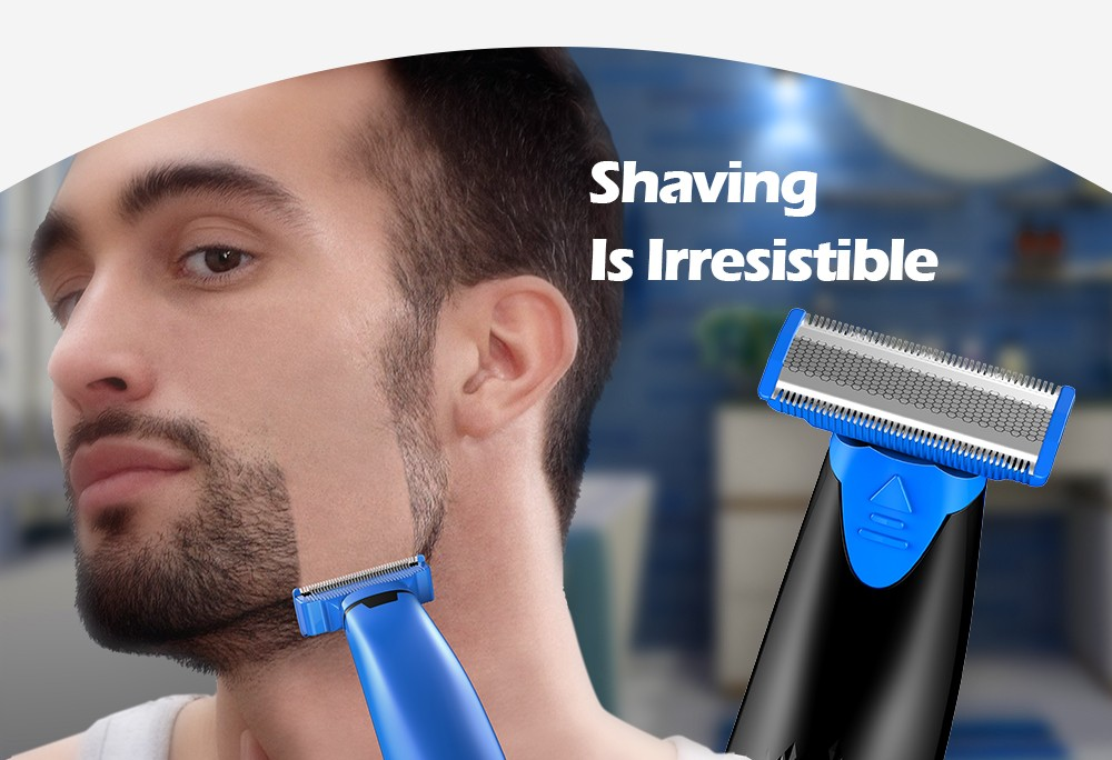 Rotating Double-edge Blade Rust-proof Shaving Head for RHC5000 Men Electric Razor