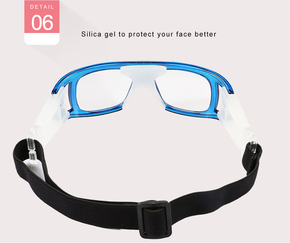 Anti Fog Outdoor Sports Protective Eyewear Football Soccer Basketball Safety